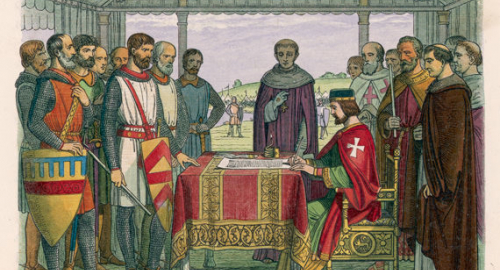 800° anniversario della Magna Carta